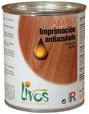 Imprimación antiazulado - Livos - ADAO_259