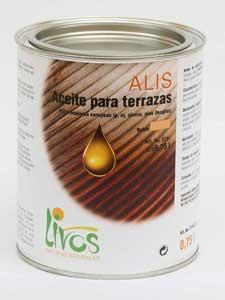 Aceite para terrazas - Livos - ALIS_579