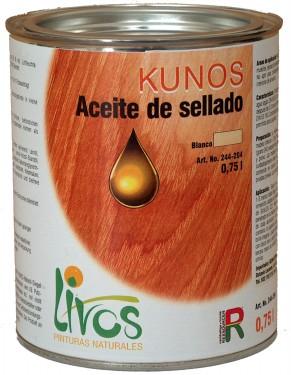 Aceite de sellado - Livos - KUNOS_244