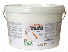 Pintura natural de dispersión - Livos - DUBRON_412
