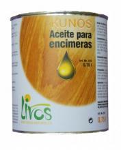Aceite para encimeras - Livos - KUNOS_243