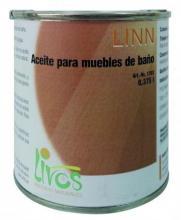 Aceite para muebles de baño - Livos - LINN_1703